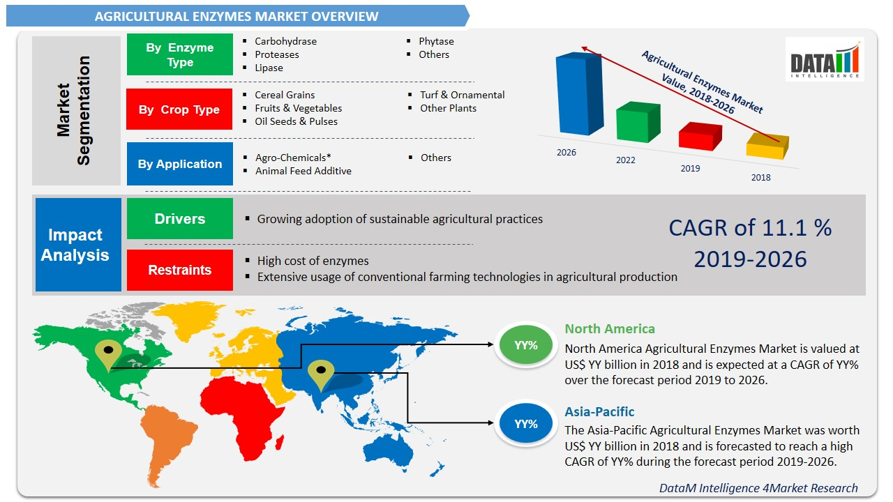 Agricultural Enzymes Market